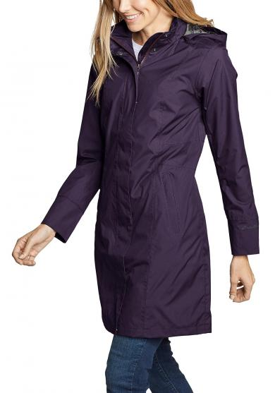 Girl on the go Trenchcoat Damen
