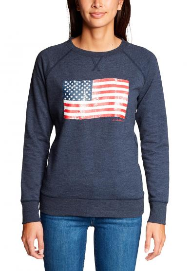 Camp Fleece Pullover - USA