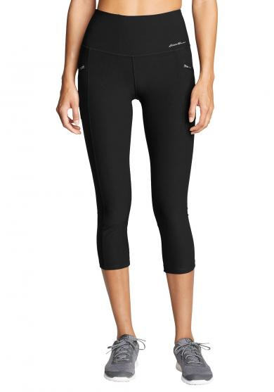 Trail Tight Capri - High Rise Damen