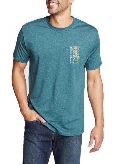 T-Shirt - Always adventure