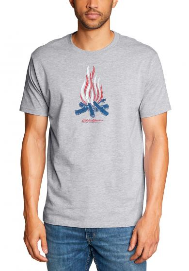 T-SHIRT - EB PATRIOT FLAME