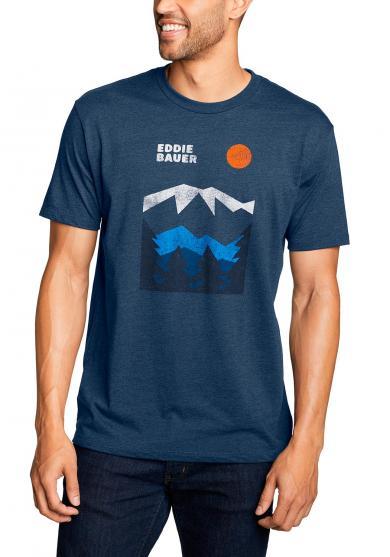 Graphic T-Shirt Herren