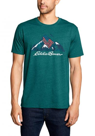 T-SHIRT - EB AMERICANA MOUNTAIN