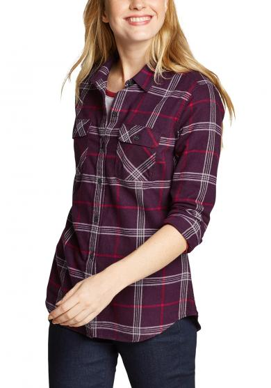Stine's Classic 2.0 Flanellbluse
