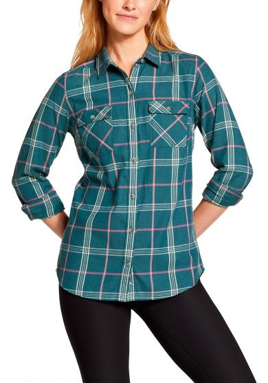 Stine`s Classic 2.0 Flanellbluse