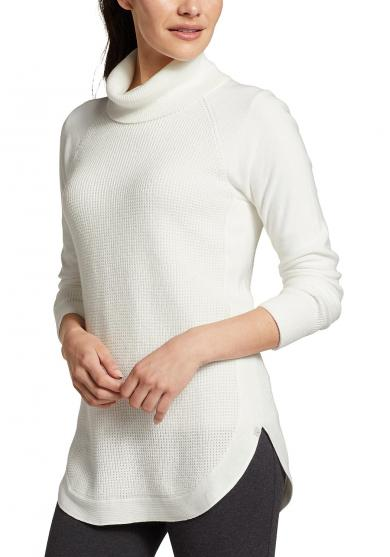 CHRISTINE TRANQUIL THERMAL TUNIKA PULLOVER
