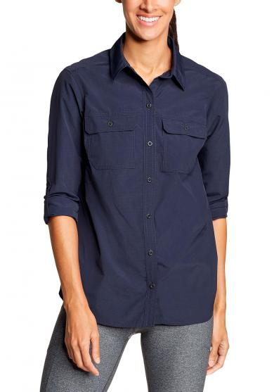 Atlas Exploration Bluse - Boyfriend Damen
