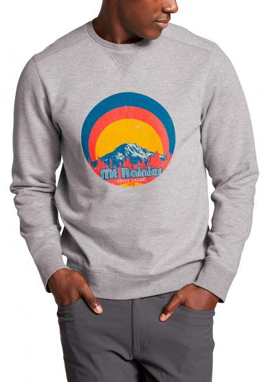 Camp Fleece Sweatshirt - Ranier Vibes