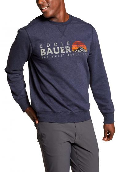 Camp Fleece Sweatshirt - Eddie Bauer Rise