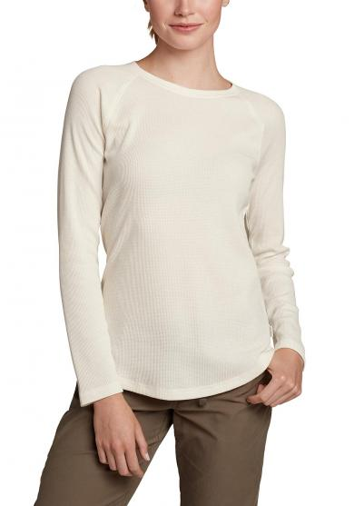 STINES THERMAL LANGARMSHIRT – UNI Damen