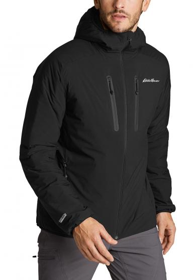 EVERTHERM STRETCH JACKE MIT KAPUZE
