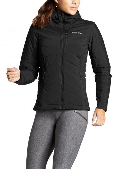 Ignitelite Stretch Reversible Jacke mit Kapuze Damen