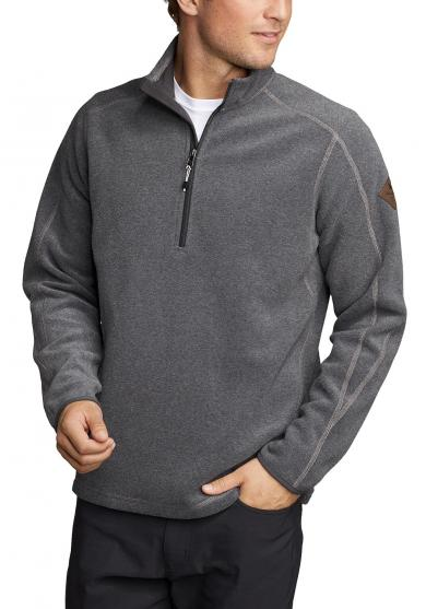 Mountain Fleece Pullover mit 1/2- Reissverschluss