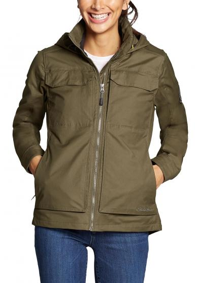 Exploration Jacke Damen
