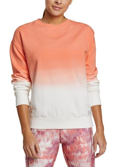 Cozy Camp Sweatshirt - Tie Dye Damen