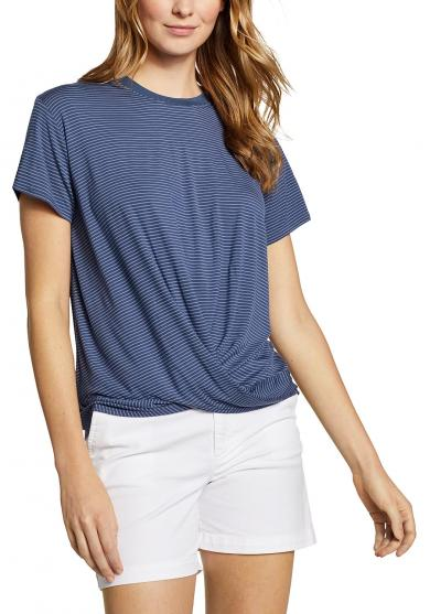 Ecosoft T-Shirt - geringelt Damen