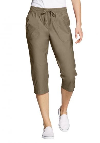 Exploration Utility Caprihose Damen