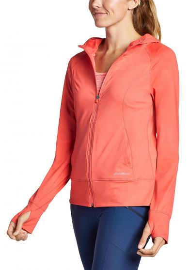 RESOLUTION PLUS JACKE MIT KAPUZE Damen