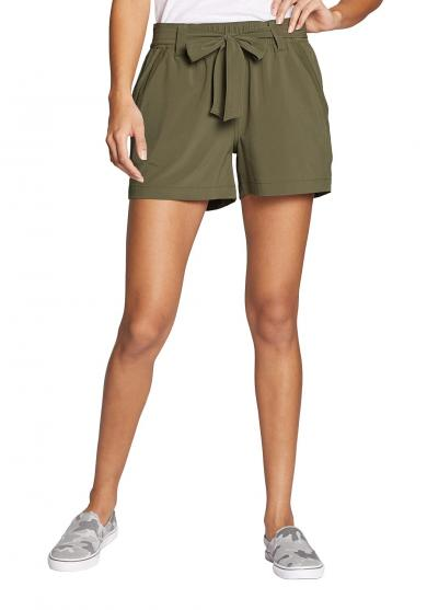 Departure Shorts - High Rise Damen