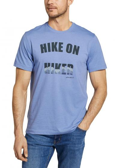 T-Shirt - Hike On Herren