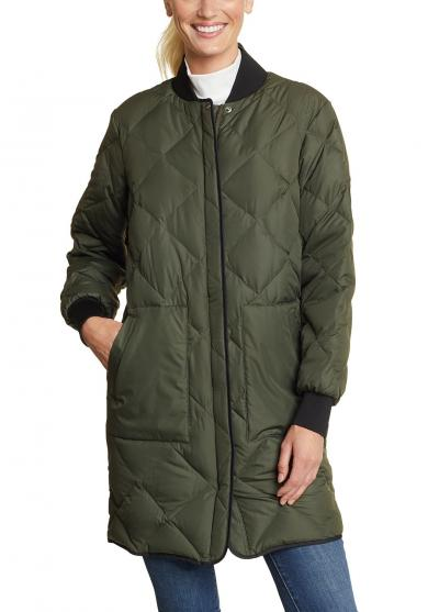 2020 Skyliner Model Daunenparka Damen
