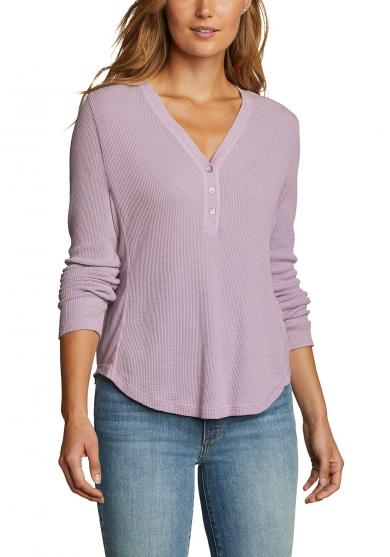 Myriad Thermal Henleyshirt Damen