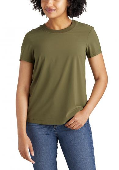 Departure Lite Mix T-Shirt Damen