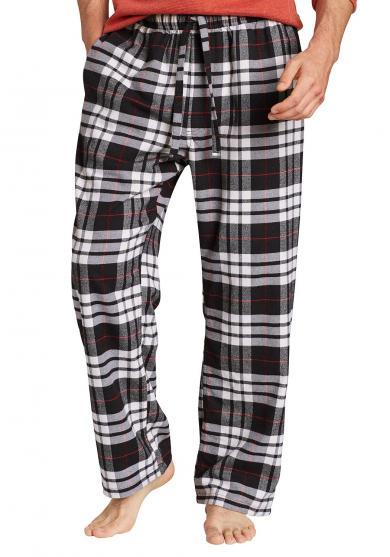 Sleepwear Hose mit Flannel Herren