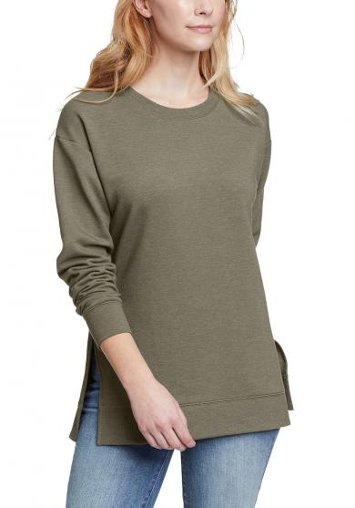 Motion Cozy Sweatshirt-Tunika Damen