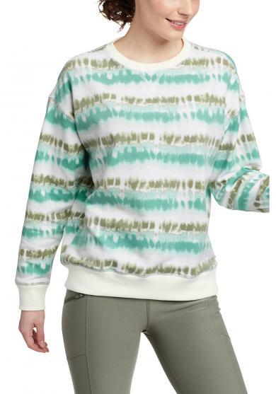 Cozy Camp Sweatshirt - bedruckt Damen