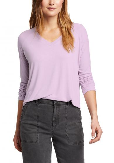 Soft Layer Langarmshirt Damen