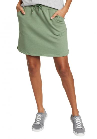 Cozy Camp Fleece Skort Damen