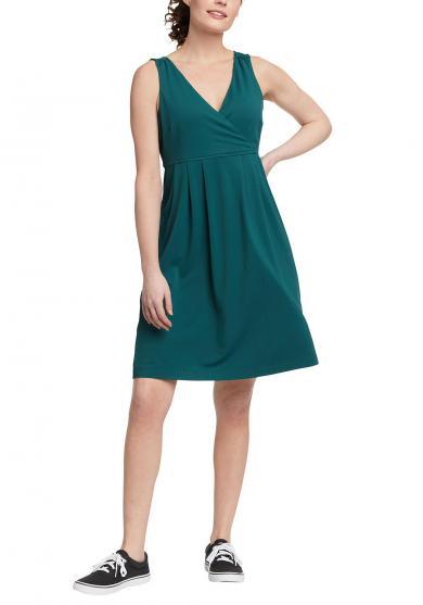 Aster Crossover Kleid - Uni Damen