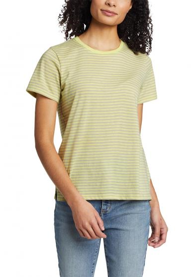 Myriad Performance T-Shirt - geringelt Damen