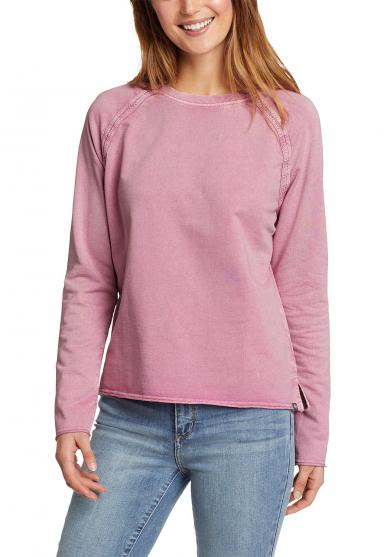 Mineral Terry Sweatshirt Damen