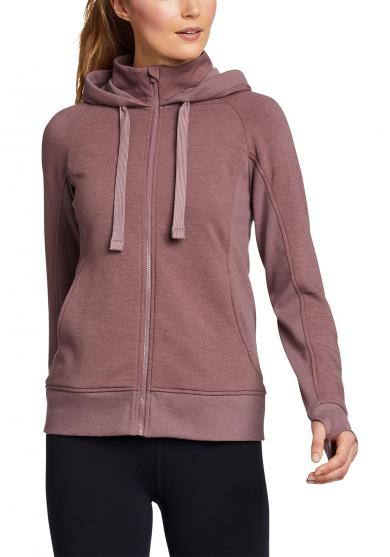 Motion Cozy Kapuzenjacke Damen