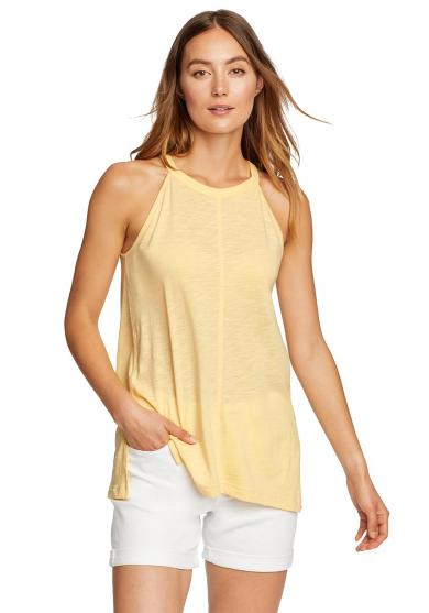 Gatecheck High Neck Top Damen