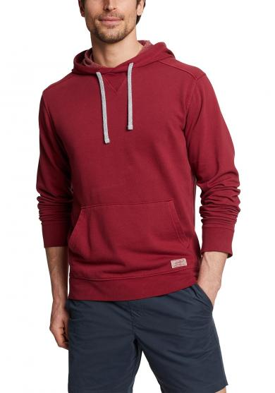 Camp Fleece Sweatshirt mit Kapuze - Garment Dye Herren