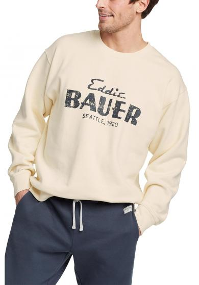 Signature Sweatshirt mit Logo Herren