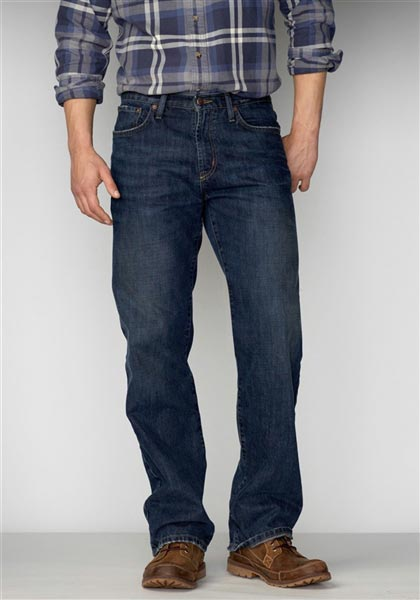 Authentic Jeans - Relaxed Fit