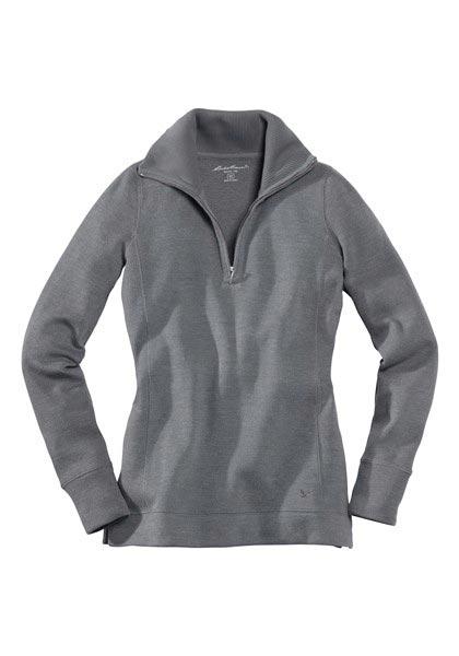 Sweatshirt mit Zip