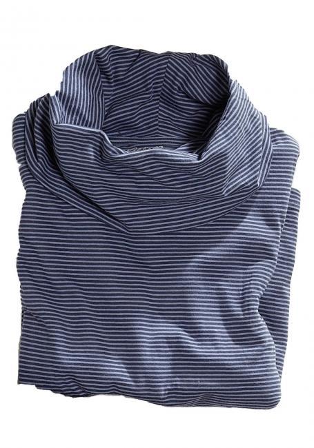 Damen-Shirt mit Wasserfallausschnitt