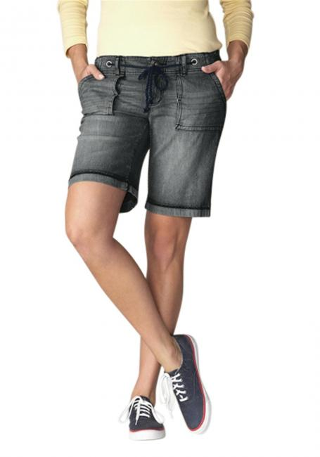 Boyfriend Jeansshorts