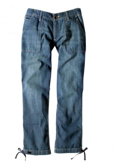 Curvy-U, Jeans-Capri