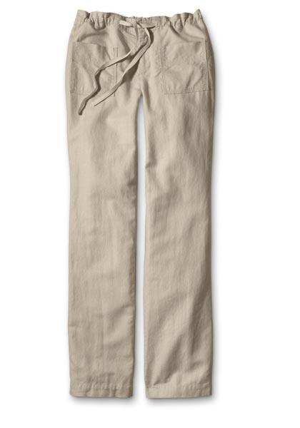 Trouser Leg Leinenhose
