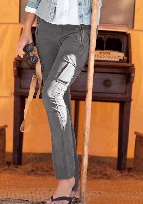 Truly Straight-U, V Leg Ripstophose