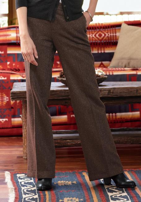 Trouser Leg Wollhose
