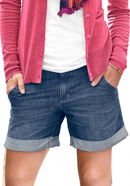 Boyfriend Jeans Shorts