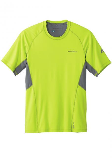 Kurzarm T-Shirt mit Funktion