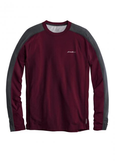 Lookout Langarm-Shirt